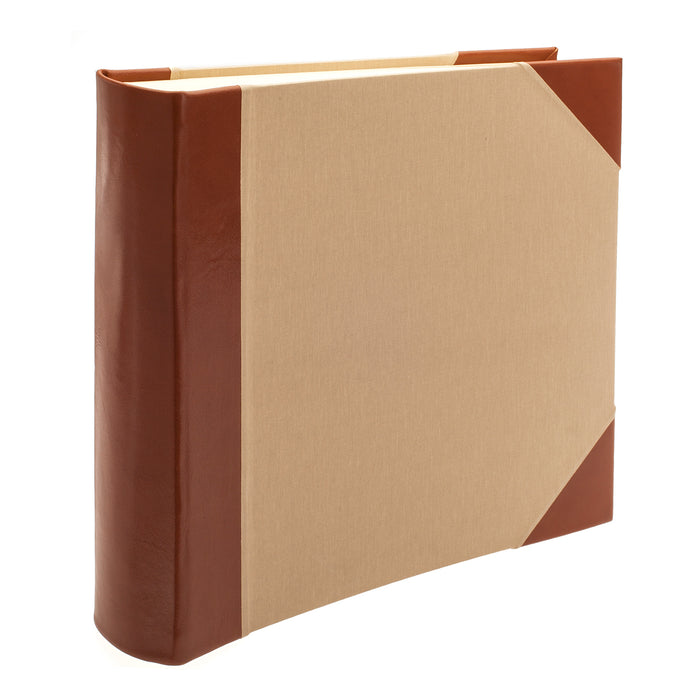 Safari Half Bound Square Photo Album
