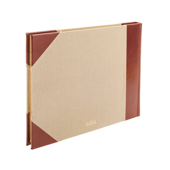 Safari Half Bound Large Game Book