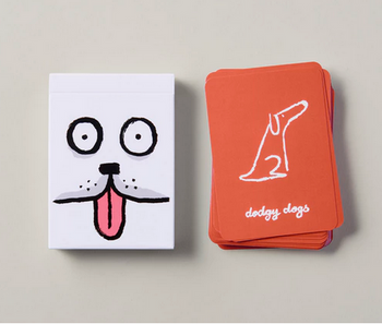 Dodgy Dogs Card Game