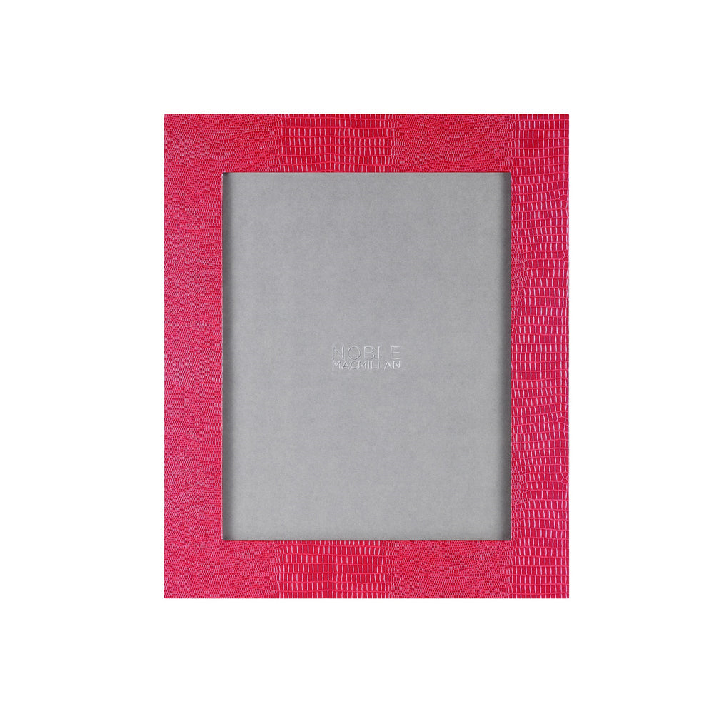 Pink Portrait Jubilee Photograph Frame 8x6