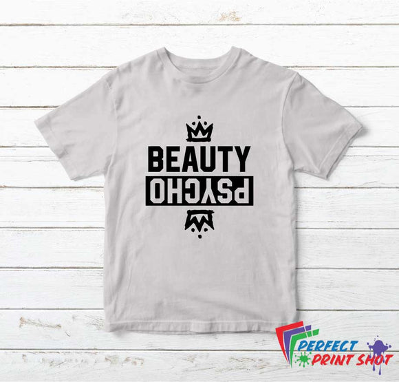 Tricou Beauty Psycho