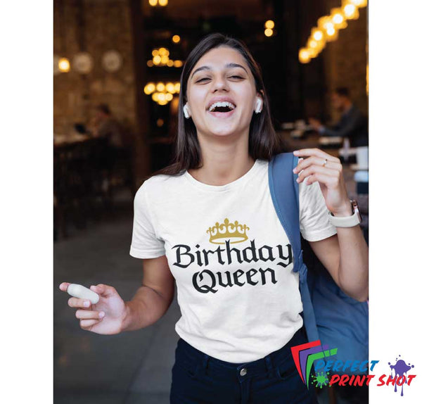 Tricou Birthday Queen