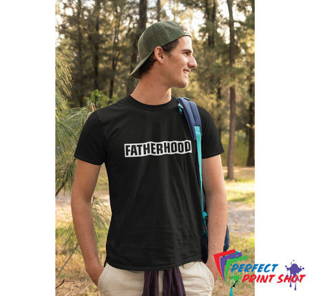 Tricou Fatherhood