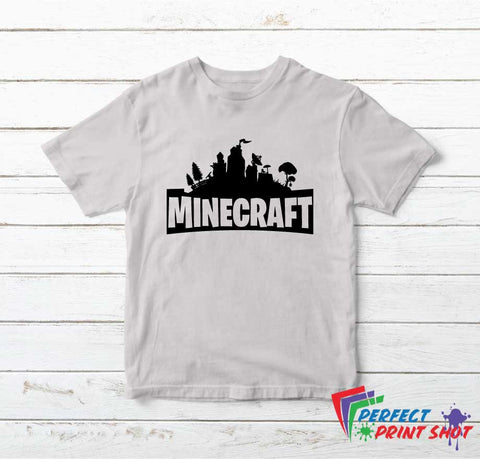 "Tricou ""Minecraft (Fortnite)"""