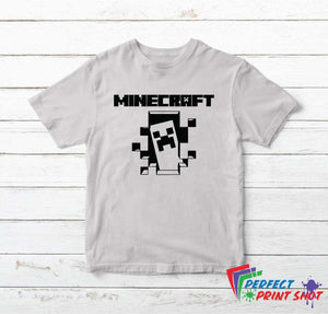 "Tricou ""Minecraft Creeper"""