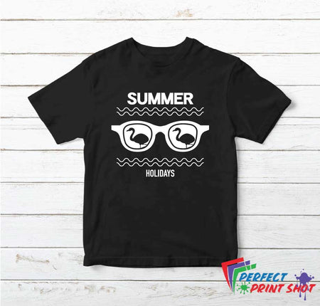 "Tricou ""Summer Holiday"""
