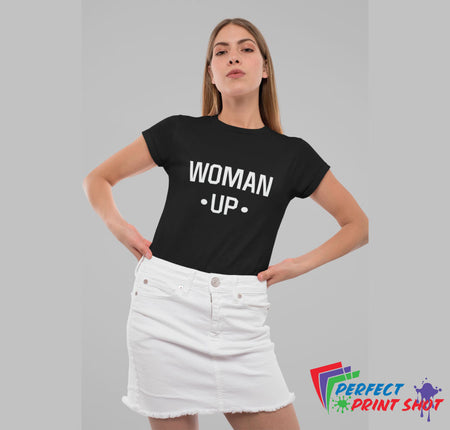 Tricou Woman Up