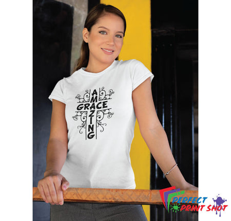 "Tricou ""Amazing Grace"""