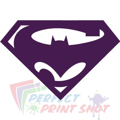 Stiker Super- Batman