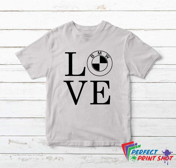 Tricou BMW Love