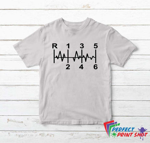 Tricou Shift Heartbeat