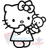 Stiker Hello Kitty