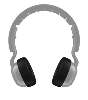 MAGNETIC EARPADS | Black - MUNITIO