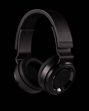 Pro40 BLK  |  High Performance Headphones - MUNITIO