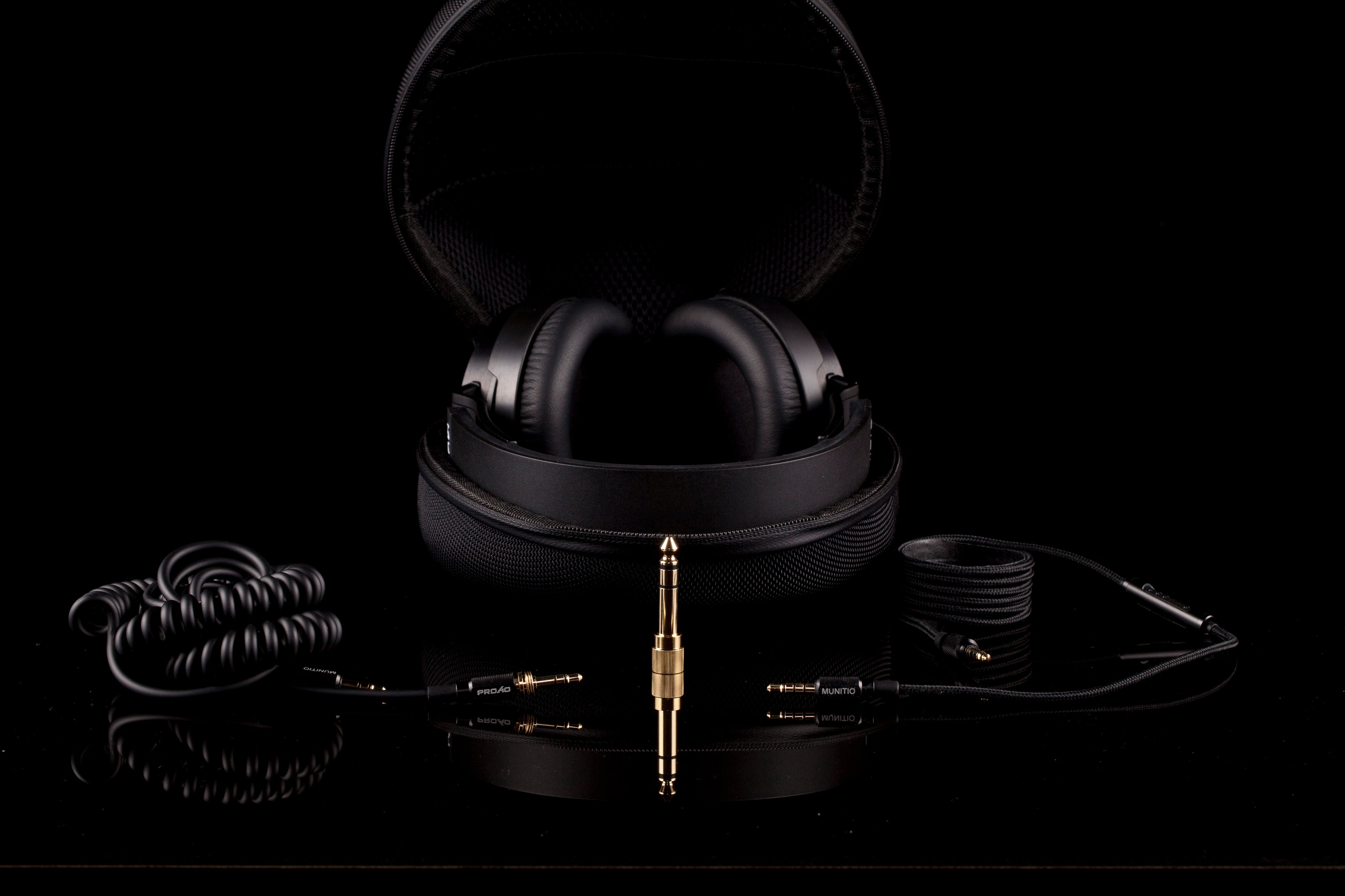 Pro40 GLD  |  High Performance Headphones - MUNITIO