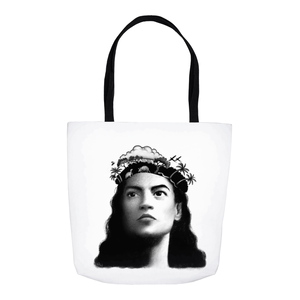 AOC Rainforest Queen Tote Bags