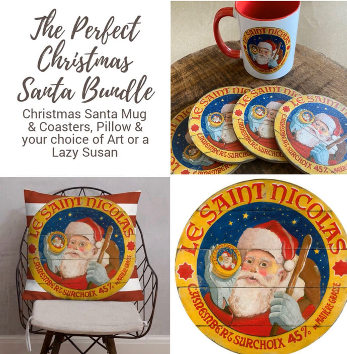 The Perfect Santa Bundle from Darrellene Designs