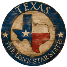 "Texas 15"" or 23"" Wall Art or Lazy Susan"