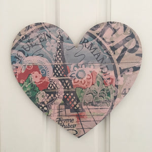 Heart Eiffel Tower