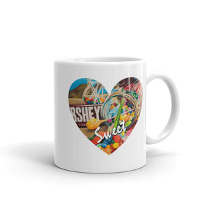 Heart Mug Sweet Tooth