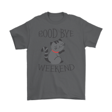 Load image into Gallery viewer, GOOD BYE WEEKEND! DARK GRAY FOR MEN