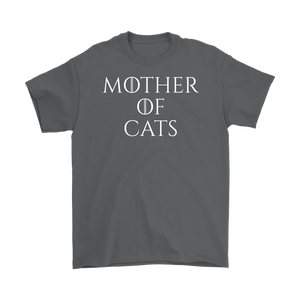 Charcoal Mother Of Cats Men