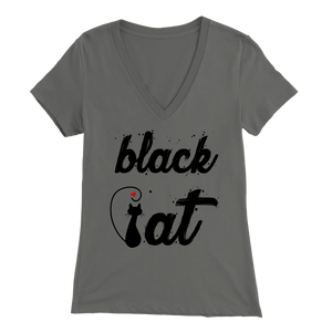 BLACK CAT DESIGN ASPHALT FOR WOMEN