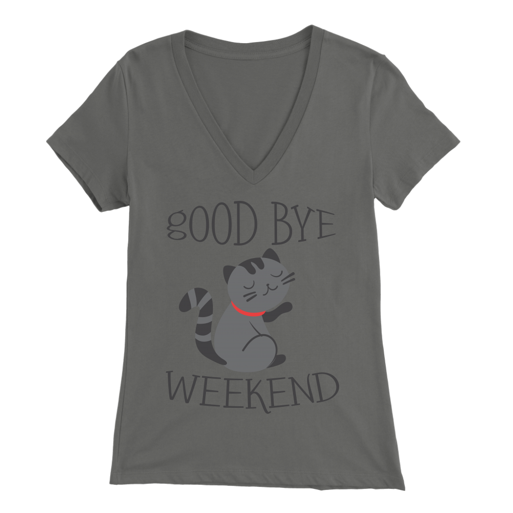 Goodbye Weekend Gray for Women