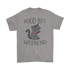GOOD BYE WEEKEND! GRAY FOR MEN