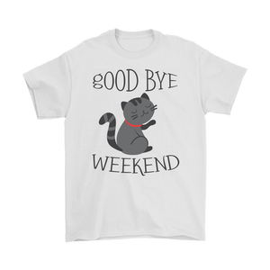 GOOD BYE WEEKEND! WHITE FOR MEN