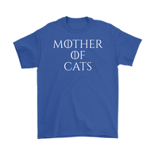 Load image into Gallery viewer, Royal Blue Mother Of Cats Men