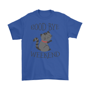GOOD BYE WEEKEND! BLUE FOR MEN