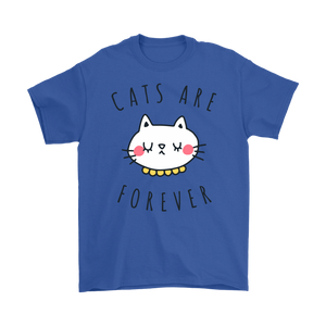 CATS ARE FOREVER FOR BLUE FOR MEN