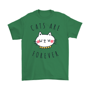 CATS ARE FOREVER GREEN FOR MEN