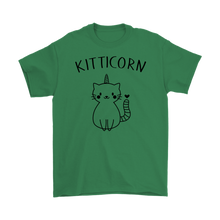 Load image into Gallery viewer, Irish Green KITTICORN Men