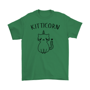 Irish Green KITTICORN Men