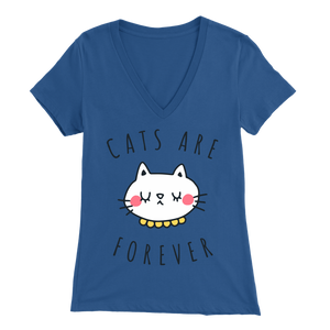 Cats Are Forever Blue for Women
