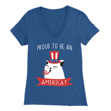 Load image into Gallery viewer, True Royal PROUD TO BE AN AMERICAT Women