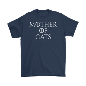 Navy Mother Of Cats Men
