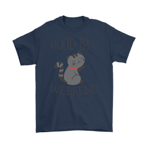 GOOD BYE WEEKEND! NAVY FOR MEN