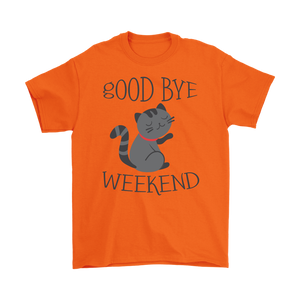 GOOD BYE WEEKEND! ORANGE FOR MEN