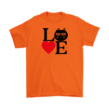Load image into Gallery viewer, Orange LOVE Men