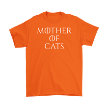 Load image into Gallery viewer, Orange Mother Of Cats Men