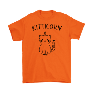 Orange KITTICORN Men