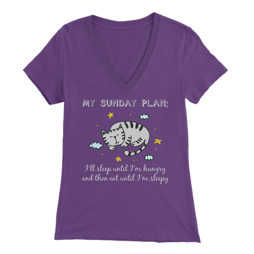 Purple Sunday Plan Women