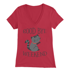 Goodbye Weekend Red for Women