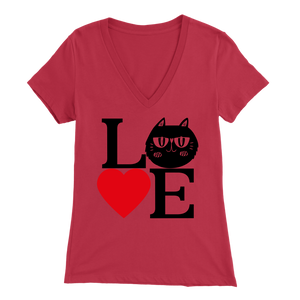 Red Love Design Women