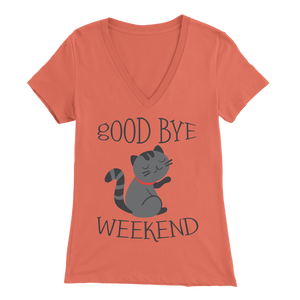 Goodbye Weekend Orange for Women