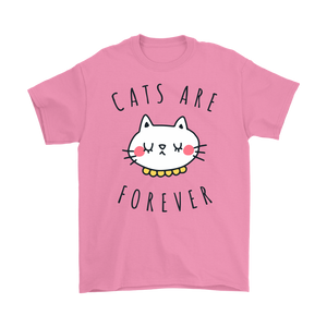 CATS ARE FOREVER PINK FOR MEN