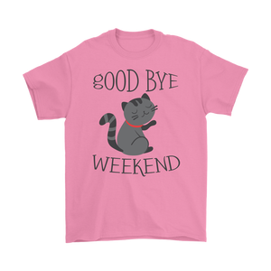 GOOD BYE WEEKEND! PINK FOR MEN